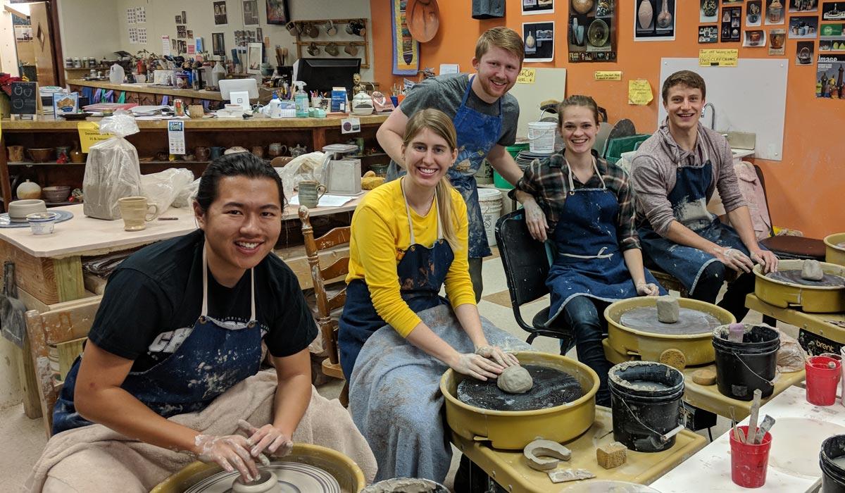 Cream City Clay Milwaukee Pottery Classes Art Studio