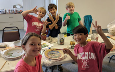 Intro to Clay for 9-13 year olds