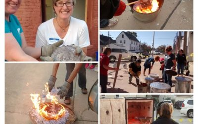 Gallery Night and Raku Firing