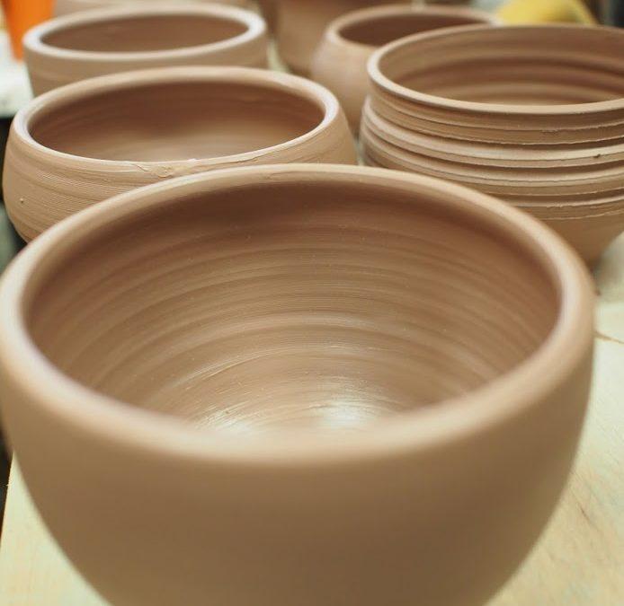 Empty Bowls Throw-a-Thon at Cream City Clay