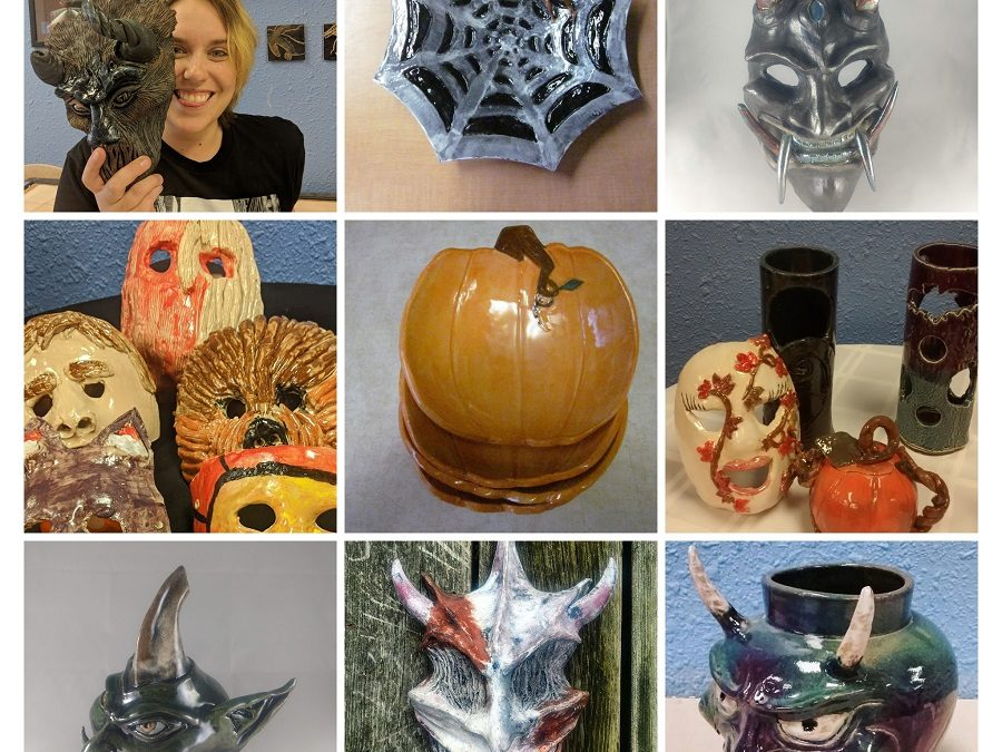 Masks, Face-Pots & Other Oddities