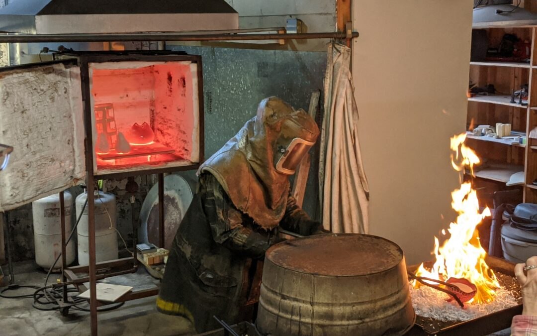 Raku Workshop with Jeff Shawhan