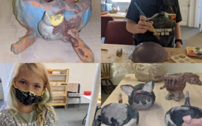 Kid's Summer Clay Camp and Art Adventures